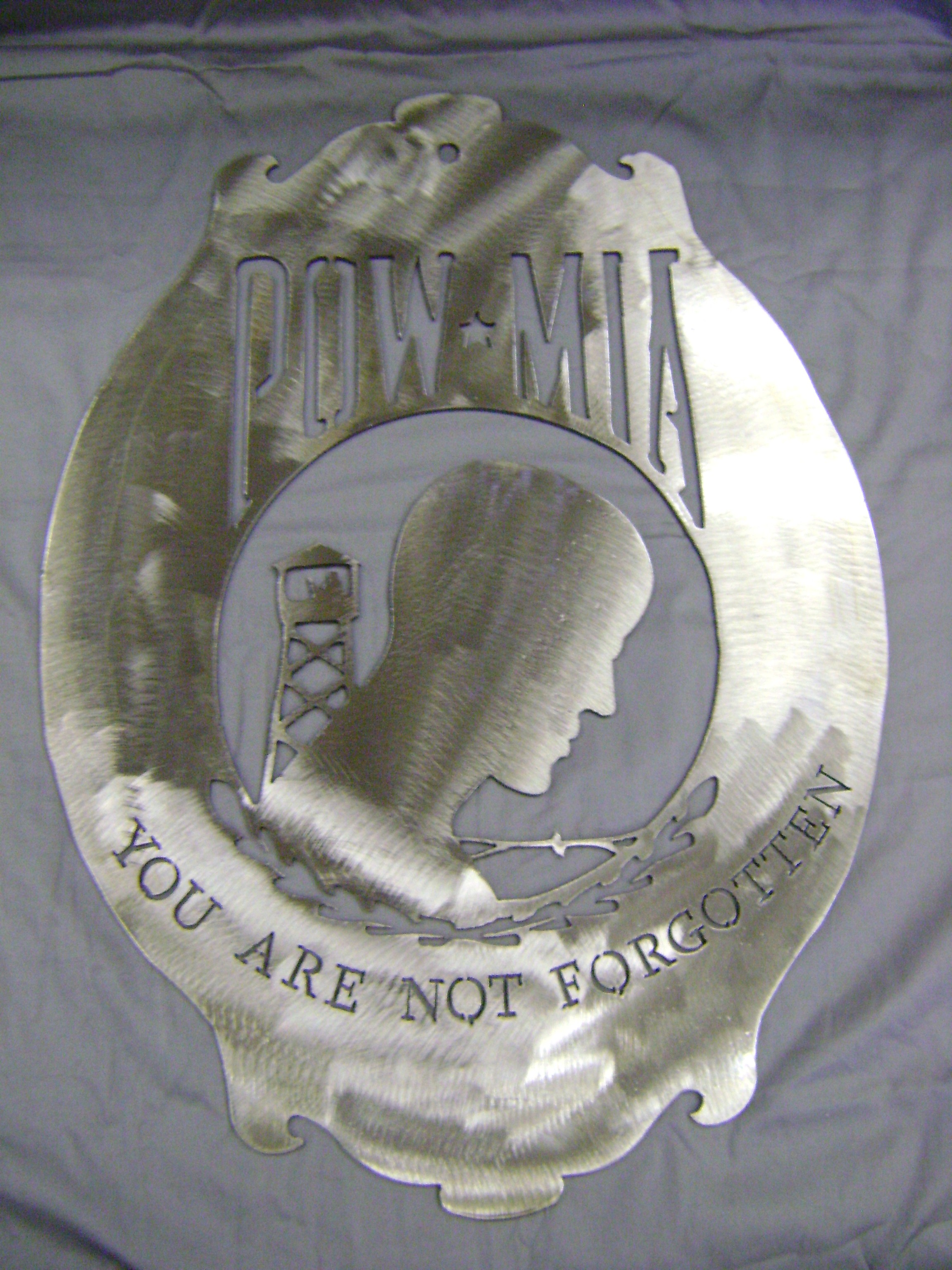 Brown Donkey Designs - POW MIA