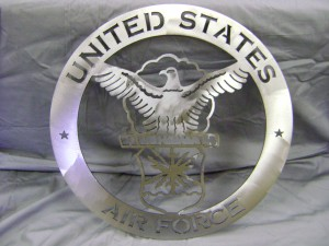 Brown Donkey Designs - Air Force